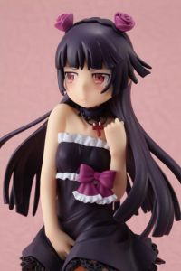 Фигурка Black One-piece Dress Kuroneko 1/8 Complete