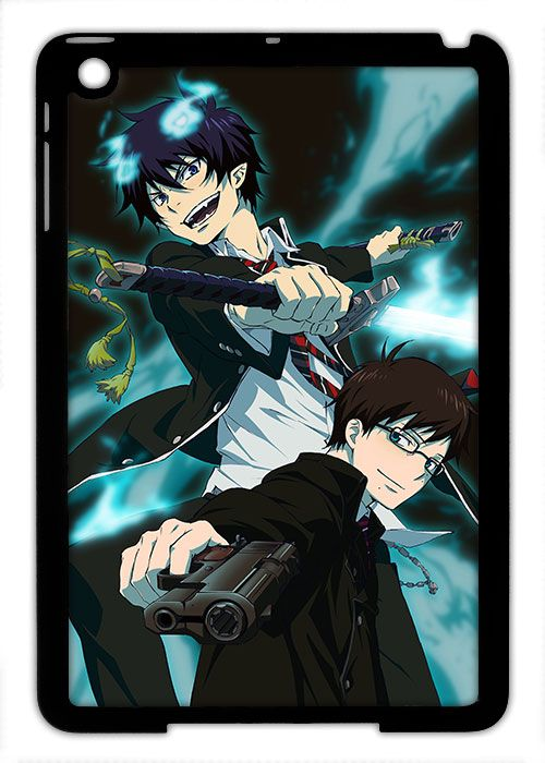 Чехол iPad mini: Ao no Exorcist