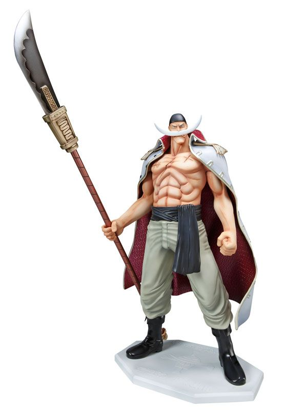 Фигурка One Piece: Edward Newgate Renewal Ver.