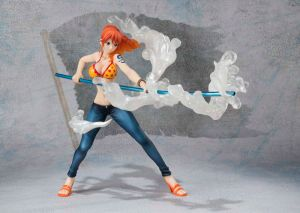 Фигурка One Piece: Nami Milky Ball Ver.