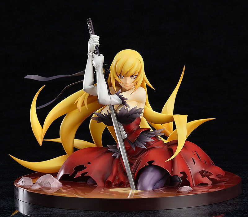 Фигурка Kizumonogatari: Kiss Shot Acerola Orion Heart Under Blade