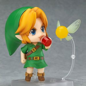 Фигурка Nendoroid The Legend of Zelda: Link Majora's Mask
