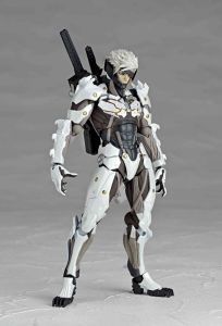 Фигурка Raiden White Armor