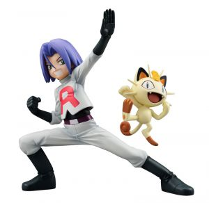 Фигурки Pokemon: James & Meowth