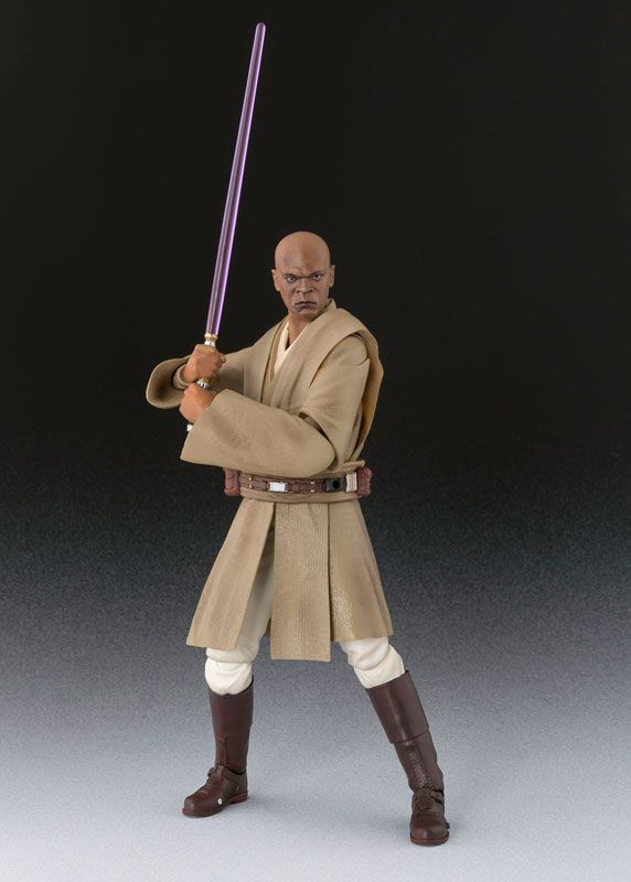 Star Wars Episode II: Attack of the Clones Mace Windu