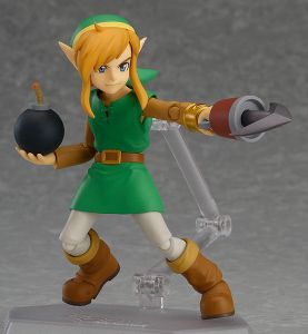 Figma Link A Link Between Worlds Ver. DX Edition