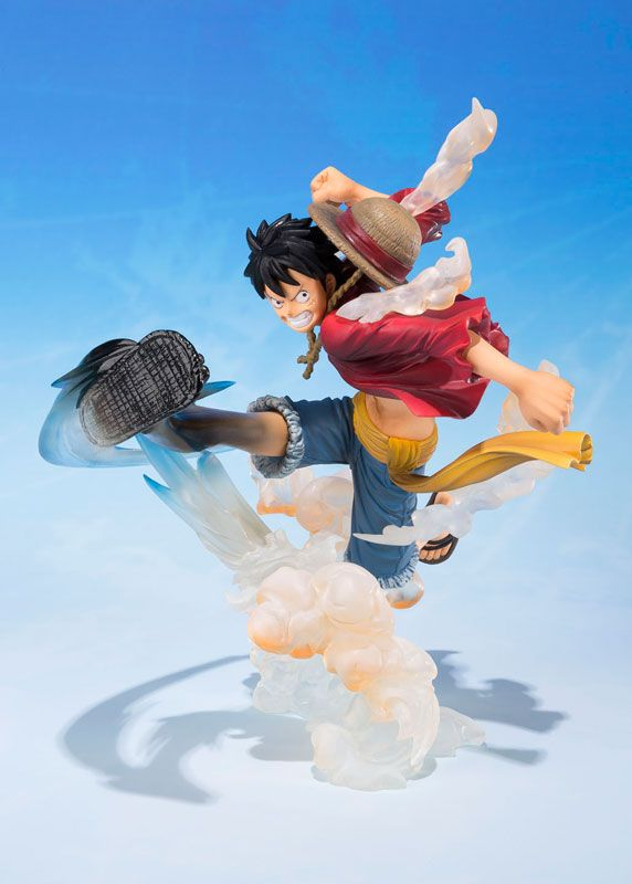 Фигурка Monkey D. Luffy Gomugomu no Takamuchi