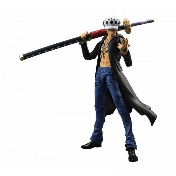 Фигурка ONE PIECE Action Heroes Trafalgar Law
