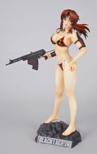 Фигурка Black Lagoon Revy Swimsuit Ver.