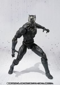 Фигурка S.H.Figuarts Black Panther Limited Edition
