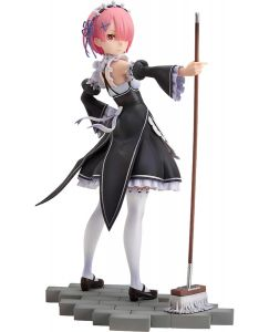 Фигурка Re:ZERO -Starting Life in Another World - Ram 1/7